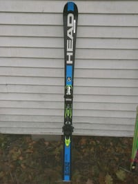 Head I Titan shape skis 170cm