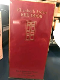 Elizabeth Arden Red Door fragrance box Toronto, M8V 3K7