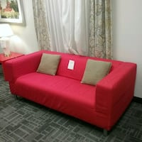 What a beautiful IRIS CONTACT RED SOFA  Oakville, L6L 5N1