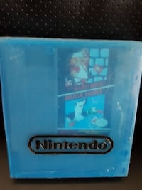 Mario and duck hunt with case