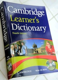 Cambridge learning Dictionary