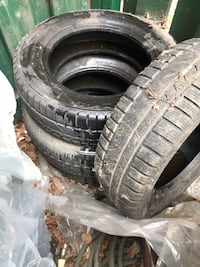 4  tires without rims in good condition Hamilton, L9C