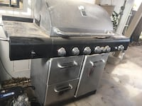 black and gray gas grill Odessa, 79764