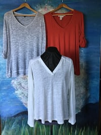 Long sleeve tee-shirts  Purcellville, 20132