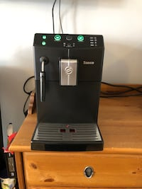 Saeco Minuto Pure fully automatic espresso machine coffee maker