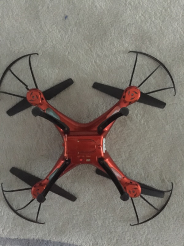 Drone Syma 5SC - PARTS ONLY- DON MILLS/DVP