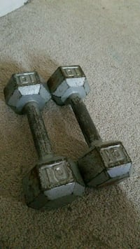 Dumbells / Weights London, N6E 2Y7