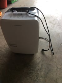 White corded 35 pint dehumidifier Edmonton, T6W 1B3