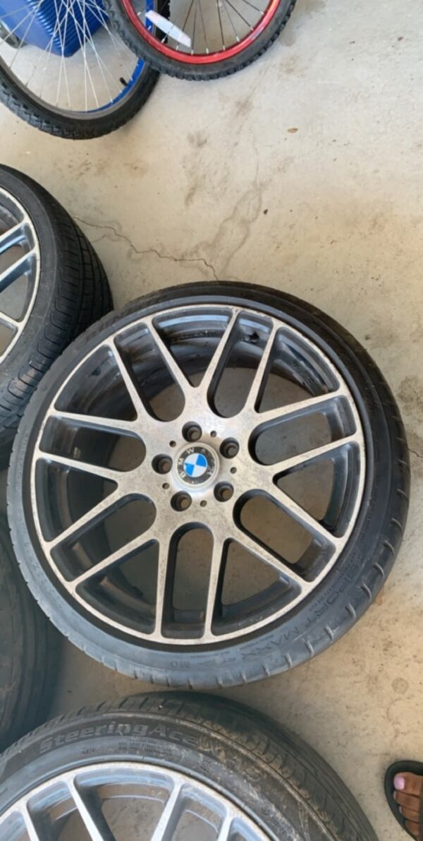 Bmw rims and tires 19 inches a19977fb-eff5-4847-a4be-fd1cad81f8e9