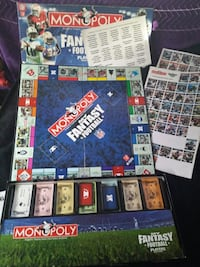 build your own my fantasy football monopoly Salem, 97317