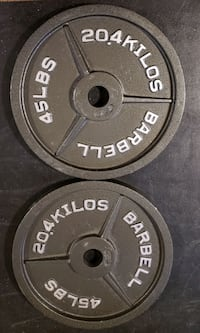 """CAP Barbell 2"""" Olympic Plates  Annandale, 22003"""
