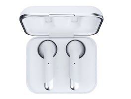 Happy Plugs Air1 In-Ear Truly Wireless Headphones - White -