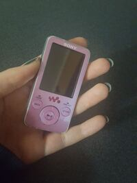 Walkman Sony Rosa