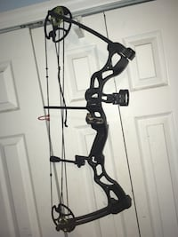 40-70 Draw weight Compound Bow Edgewater, 32141