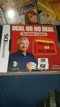 Deal or no deal spill Nintendo DS Oslo kommune, 0986