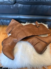 Charlotte Russel over the knee boots size 6  Longueuil