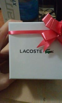 Authentic Lacoste watch 543 km