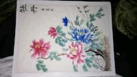 Authentic Oriental paintings on rice paper Greenville, 29605
