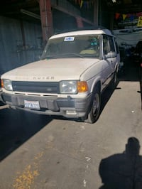 1996 Land Rover Discovery Los Angeles