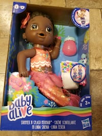 new baby alive mermaid Des Moines, 50315