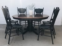 Farmhouse Chic Dining Table + 6 Chairs Oxnard, 93036