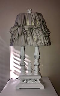 Decorative Ornate Vintage Repurposed Lamp  174 mi