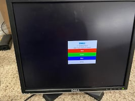 Dell monitor 1907Fpt