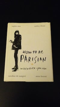 Livre How to be a Parisian Paris, 75010
