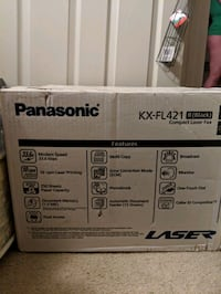 Brand New Panasonic Fax Machine (never opened) Ashburn, 20147