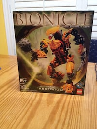 Lego Technic Bionicle building sets - new in box and gently used Markham
