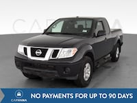 2012 Nissan Frontier King Cab pickup SV Pickup 2D 6 ft Gray <br Baltimore