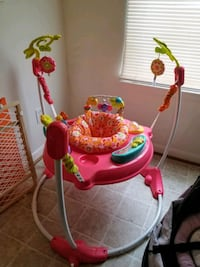 Fisher Price Jumparoo Bouncer Virginia Beach, 23451