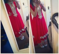 Red indian outfit! Brampton, L6R