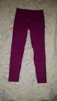 women's purple leggings Toronto