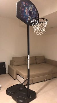 6'5 basketball hoop Rockville, 20853