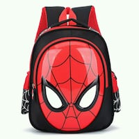 Hard Shell SpiderMan Backpack  South Riding, 20152