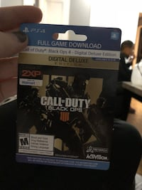 Call of duty black ops ps3 game case Middletown, 10940