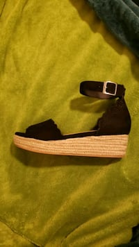 Super Cute Scallop Espadrille Sandals / Shoes Denver, 80202