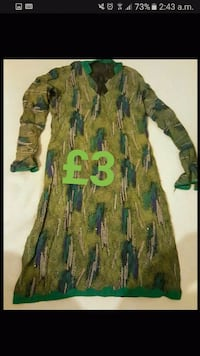 Asian dress kameez size small 8 Greater Manchester, BL8 1UR