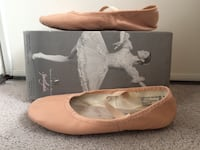 (Youth 5.5) Pink American Ballet Theatre Ballet Shoes Vaughan
