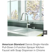 American Standar kitchen faucet Danao Mississauga, L5B