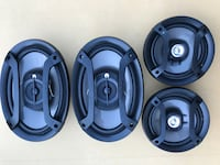 Pioneer TS-165P 200W car speaker set Los Angeles, 91306