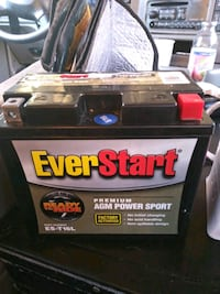 EVERSTART ES-T16L POWER SPORT BATTERY Lake Elsinore, 92530