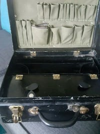 1 Old military case