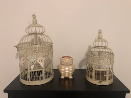 Ornamental Bird Cages