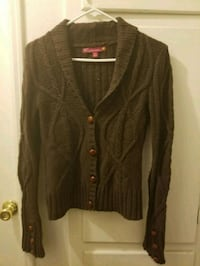 Brown knitted sweater Atascadero, 93422