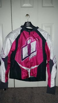 Pink Icon Sweetdreams Motorcycle Jacket LaBelle, 33935