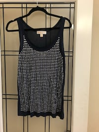 Micheal Kors women's studded tank top Surrey, V3X