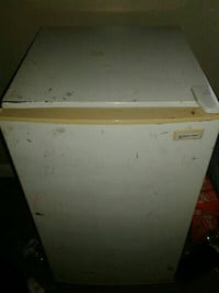 white single-door refrigerator Jonesboro, 30238