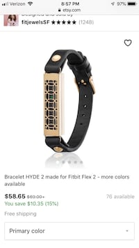 Fit bit flex 2 accessory bracelet  Winter Springs, 32708